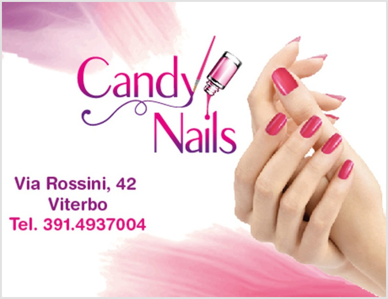 Candy Nails Onicotecnica a Viterbo