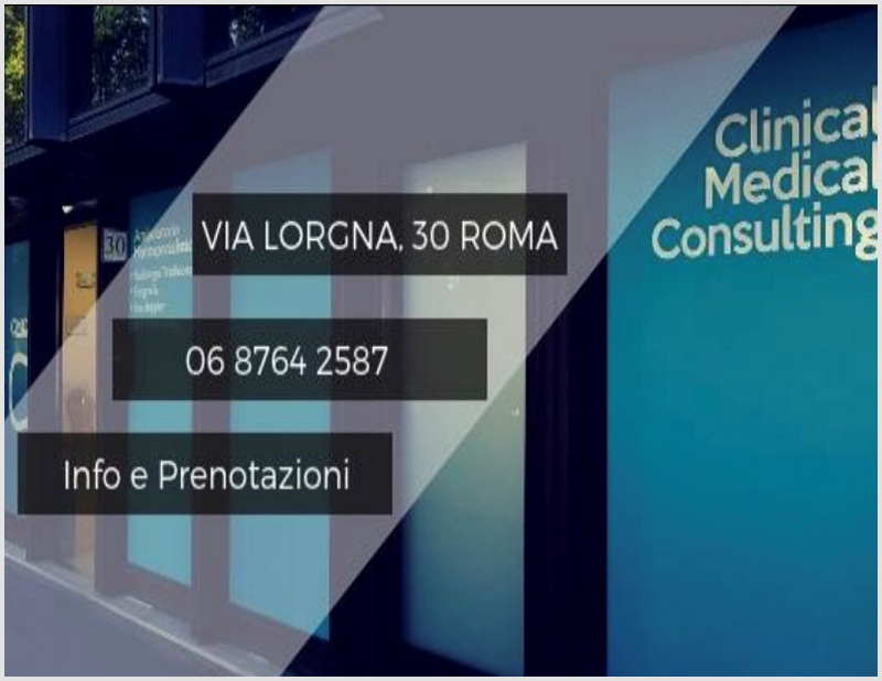 Clinical Medical Consulting a Roma