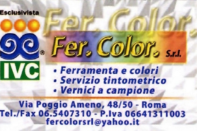 Fer. Color