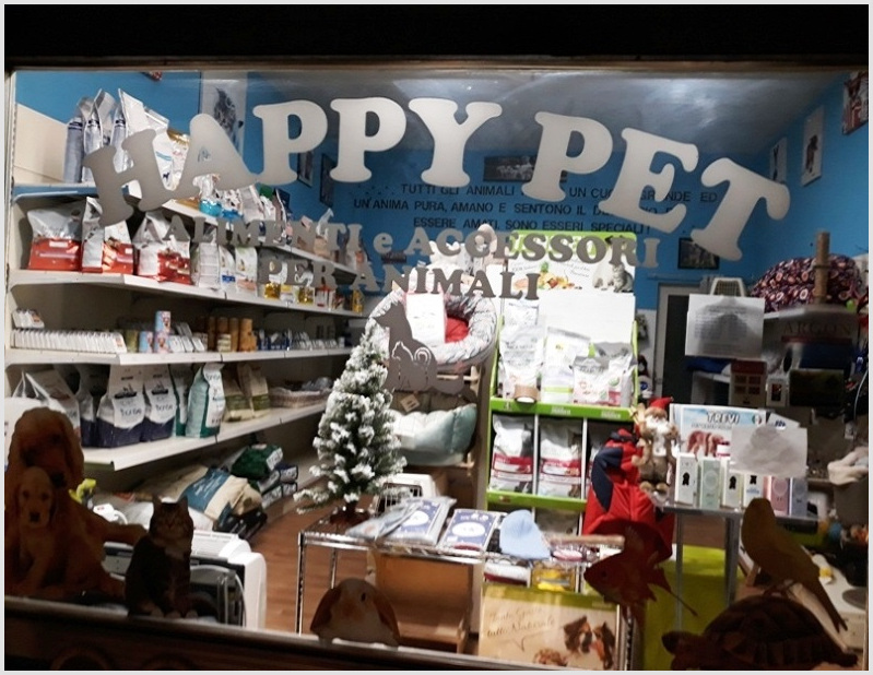 Happy Pet Alimenti Accessori Animali Verona