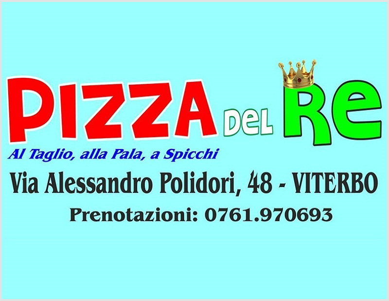 Pizza del Re a Viterbo