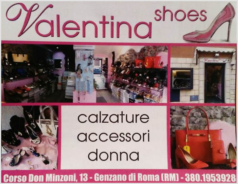 Valentina Shoes a Genzano